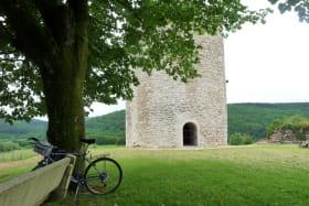 Circuit vélo - Lac de Nantua et plaine de Saint-Martin