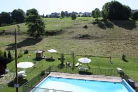 Chalet La Marmotte, Aire de jeux, piscine chauffée.
