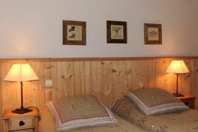 Chalet l'Oratoire - Appartement Paradisio