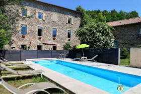 La Scola avec piscine privative