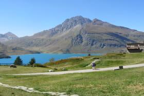 Mont Cenis - Plan des Fontanettes