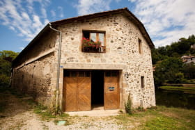 Les Gîtes de la Grange - Le Château