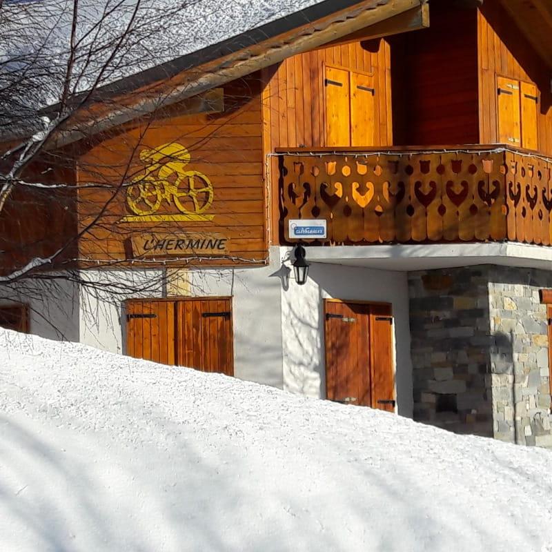 Chalet l'Hermine - La Toussuire - Savoie -