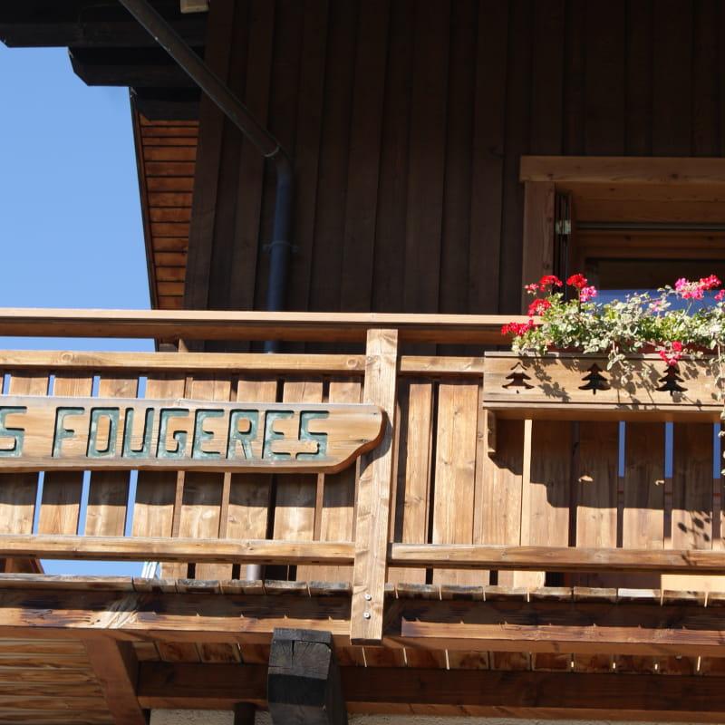 Appartement Les Fougères - 2ème étage