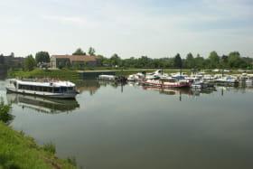 Port de plaisance de Pont-de-Vaux