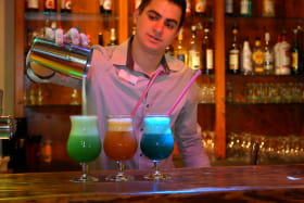 Bar Les Balcons du Mont-Blanc