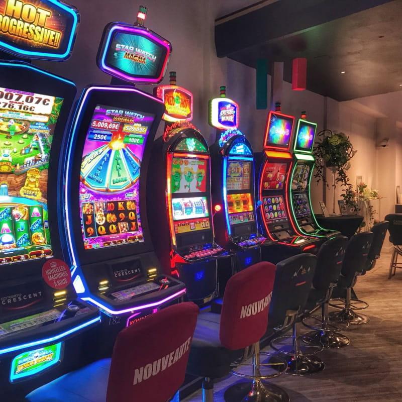 Casino de Saint-Gervais - Groupe Tranchant