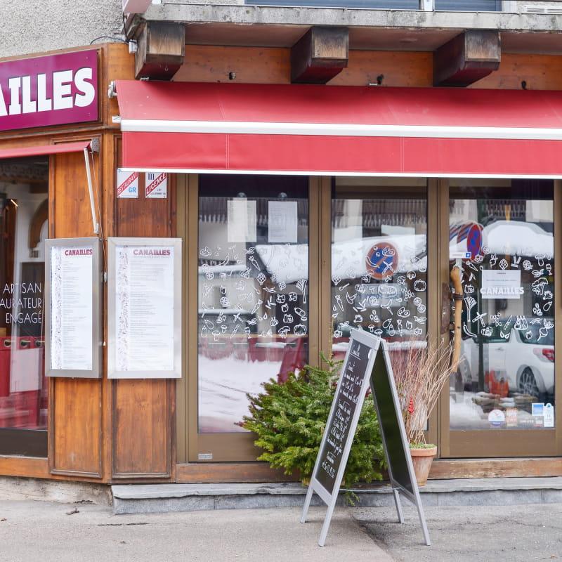 Canailles Chamonix