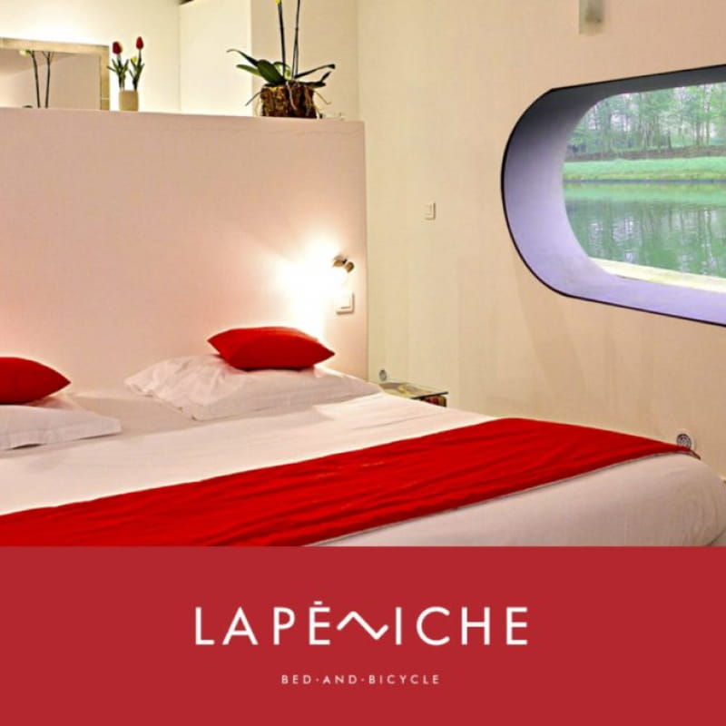 La Péniche [ Bed and Bicycle ]
