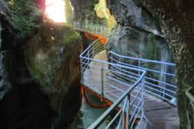 Les Gorges du Fier - Lovagny