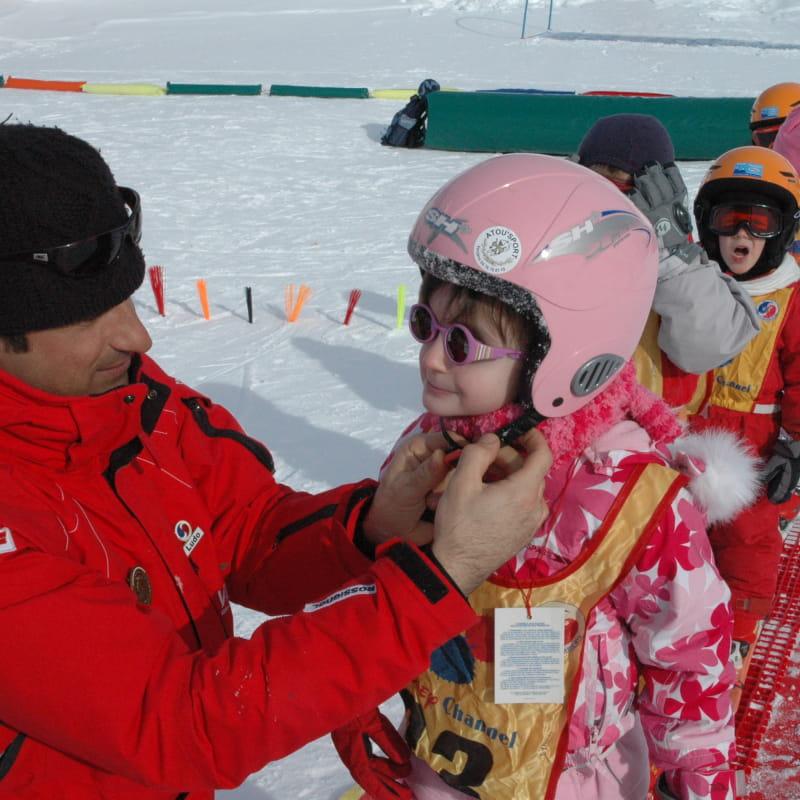Cours de ski avec l'Ecole du Ski Français