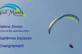 Val'Monts Parapente - V. Simon