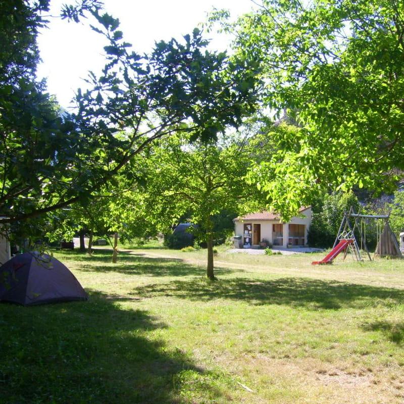 Camping à la ferme du Claps