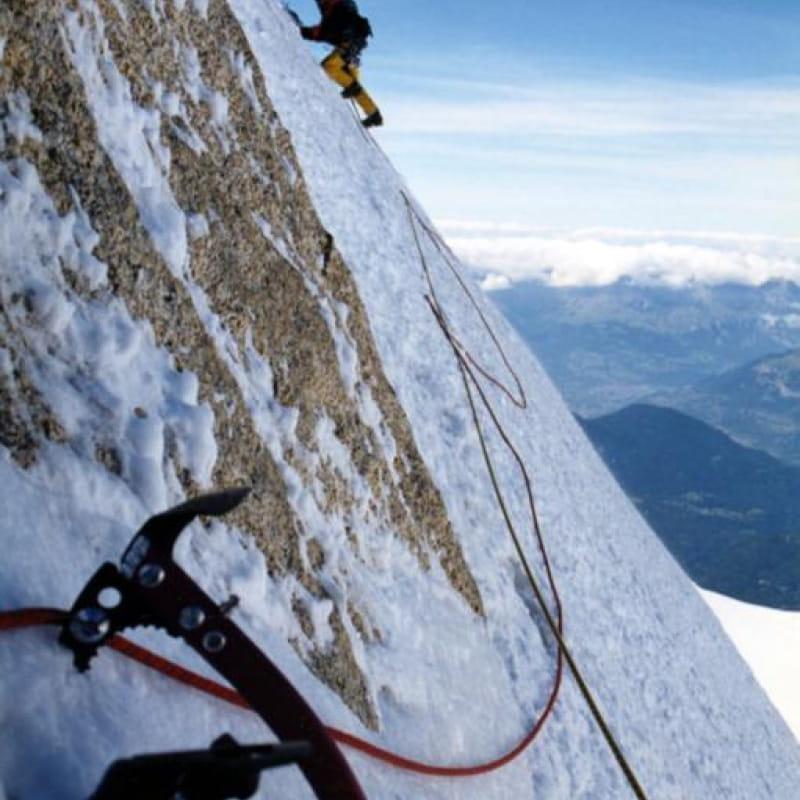 Ascension du Mont Blanc 4810 m