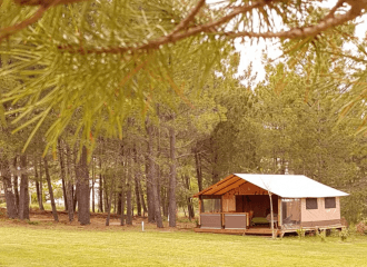 Natura Lodge - Camping Hello Soleil