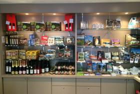 Boutique de l'Office de Tourisme de Moulins et sa région