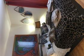Chambre/Bedroom-Yuva-Le Grand-Bornand