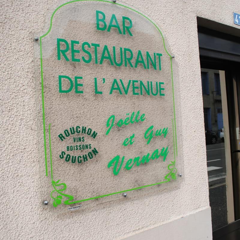 Café-Restaurant de L'Avenue