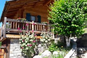 Chalet terrasse