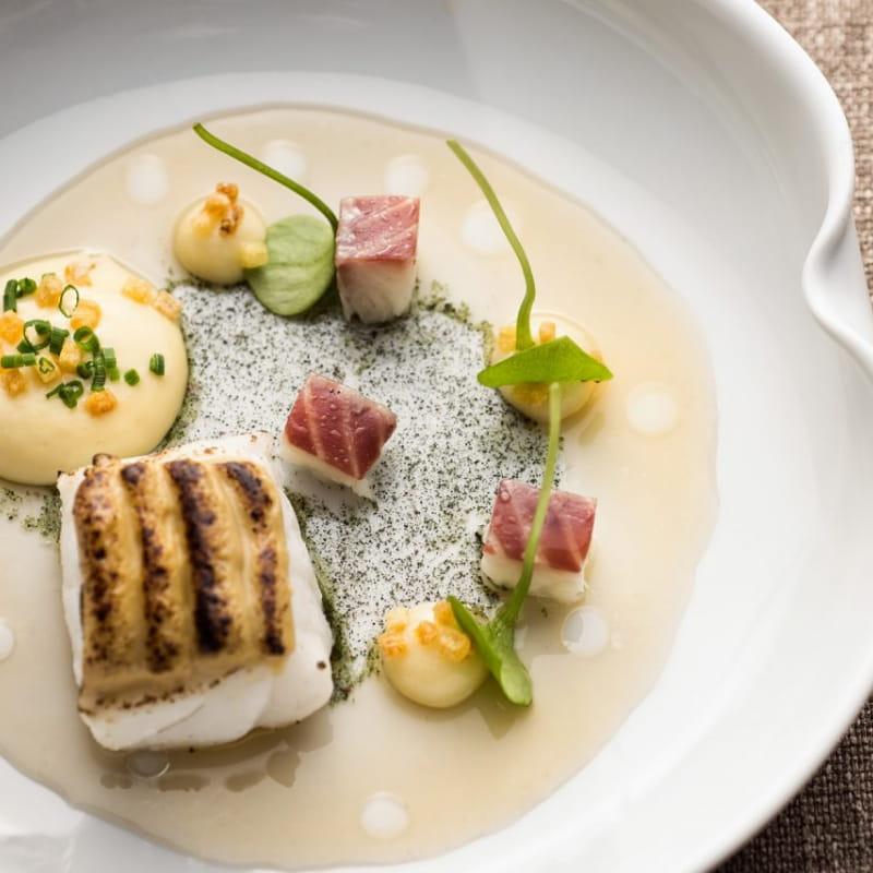 Restaurant gastronomique La Source