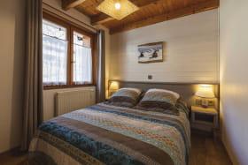 Chalet Le Sapin Bleu - appartement 6 pers.