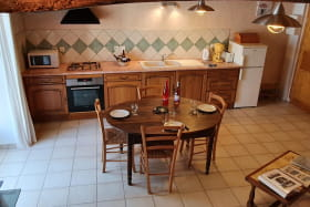 cuisine & salle à manger