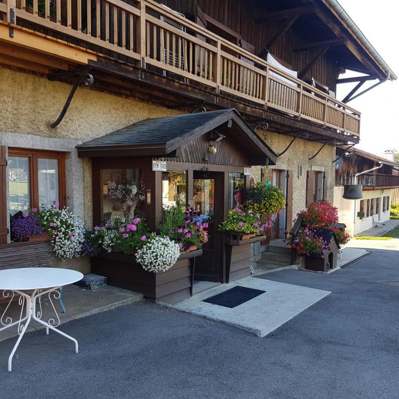 la ferme du Mont-Blanc