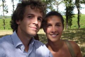 Benoît et Florence Chazallon