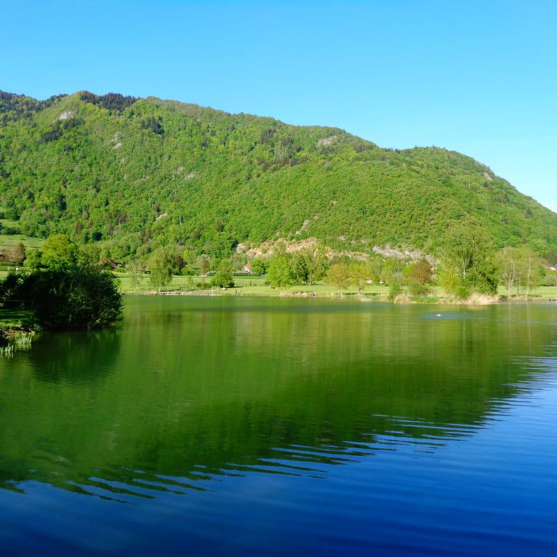 Lac du Môle - Ville en Sallaz - La Tour - Haute Savoie 74 - Massif des Brasses - Activités ludiques, familles, enfants, balade facile, randonnée