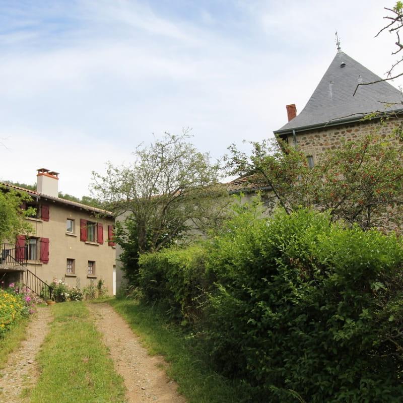 Gite de Haute-Combe à Juliénas (Rhône-Beaujolais).