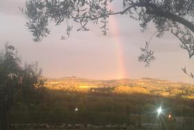 arce en ciel - gite chez rose - châteauneuf de Galaure