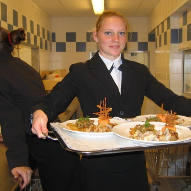 Restaurant d'Application La Mine d'Argent