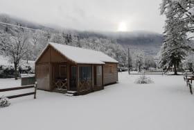 Camping le Valserine