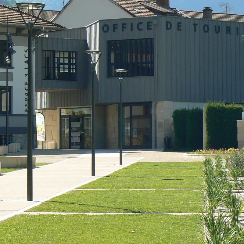 Façade Office de Tourisme Haut-Bugey