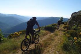 Randonnées et séjours vélo avec Guide
