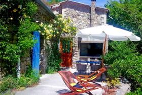 Gîte du Moulin au  Moulin de Lande à Chassiers (Ardèche, France)