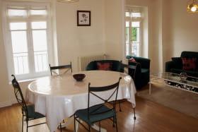 Salon de la résidence Danchaud