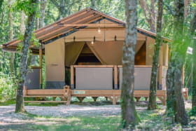 Camping les Truffières - Lodge trigano