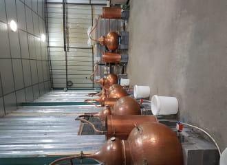 Distillerie des Bughes - Home distillers
