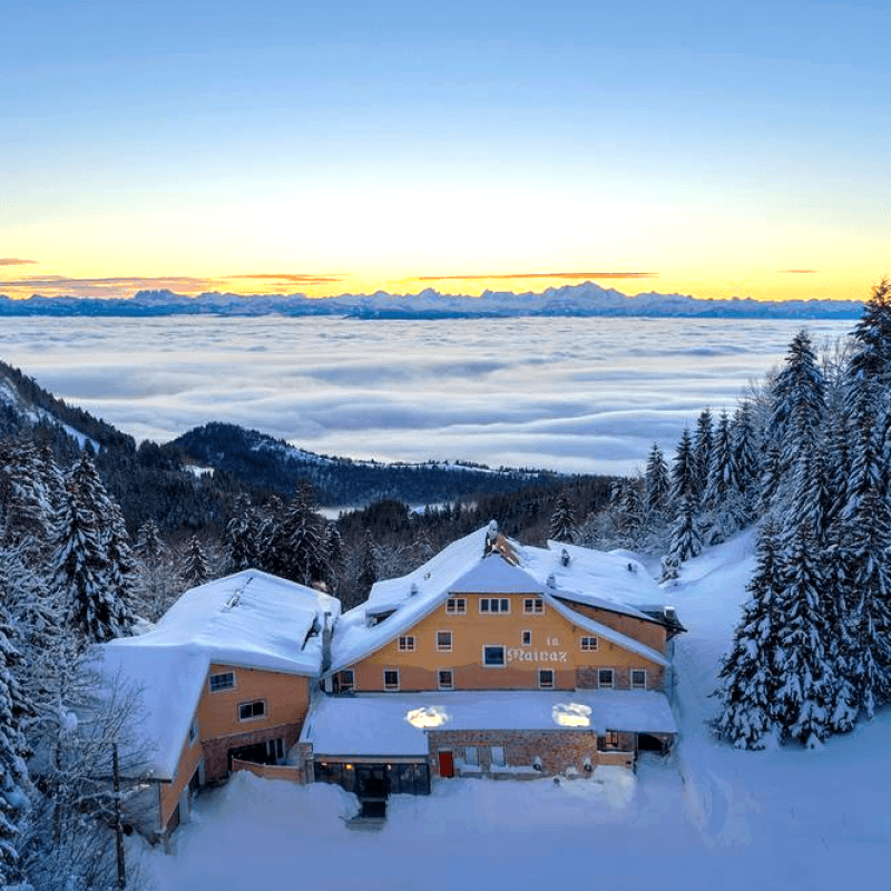 Hôtel La Mainaz