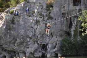 Via Ferrata Adventure Camp