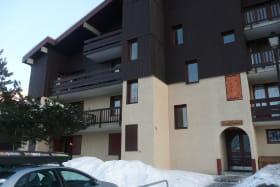 Résidence Le Chardonnet n°20 - Appartement 4 pers.