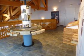 Maison du Fromage Abondance - étage