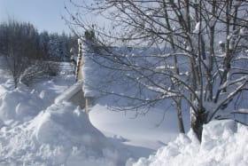le chasse-neige vient de passer...