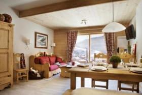 Appartement Les Grandes Alpes