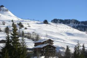 Piste de Ski du Chinaillon - le Grand Bornand
