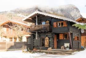 Alps Accommodation - La Cabine