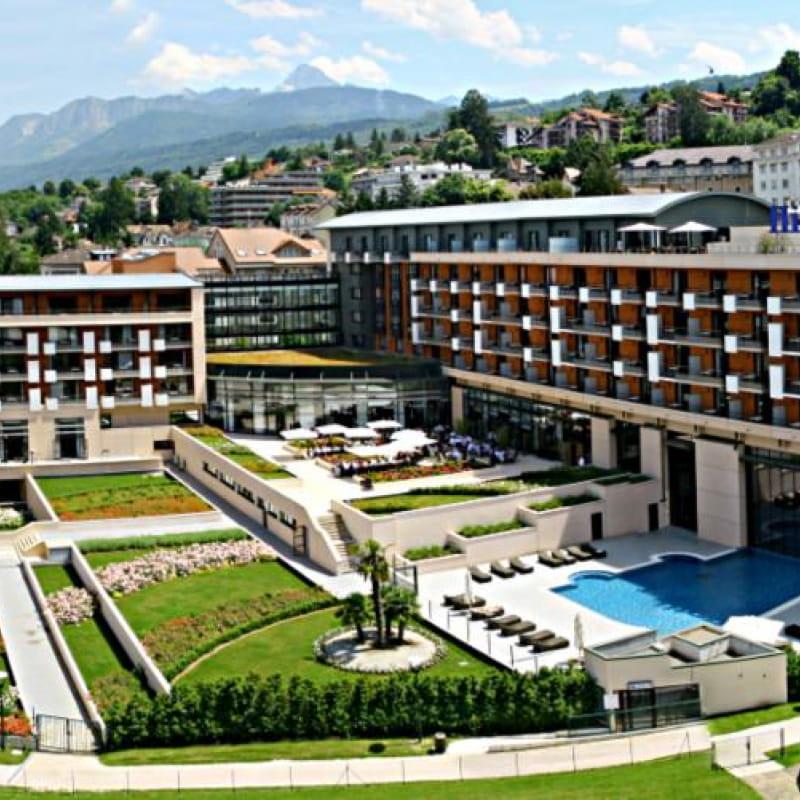 Hôtel Hilton Evian les Bains