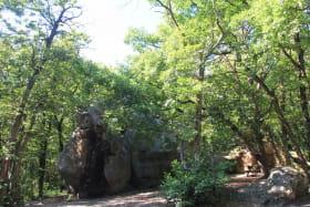 site des roches qui dansent