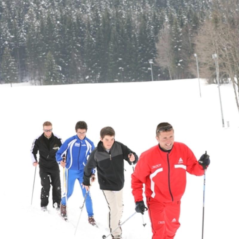 ski de fond pour adultes